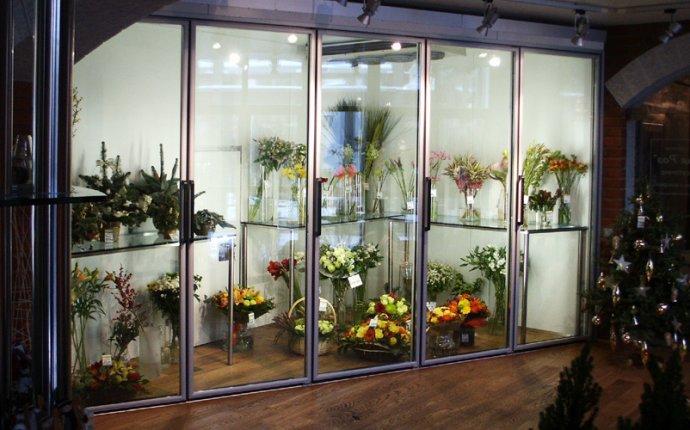 Холодильные камеры для хранения цветов Киев цветочная камера