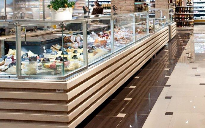Холодильные витрины для магазинов