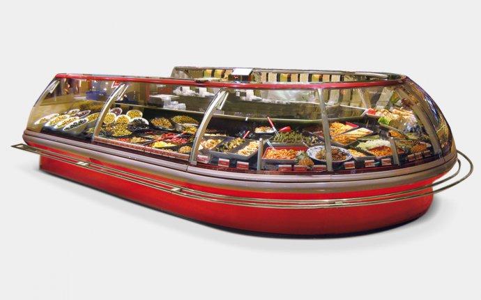 JBG-2 - Холодильные прилавки для магазинов — Русский Проект
