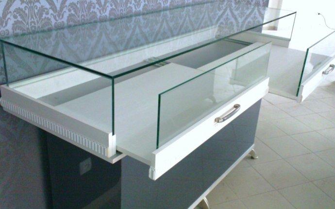Купить торговое оборудование и мебель для ювелирных магазинов