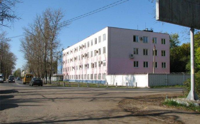 Лагерь на Щелковском заводе холодильного оборудования | Топография