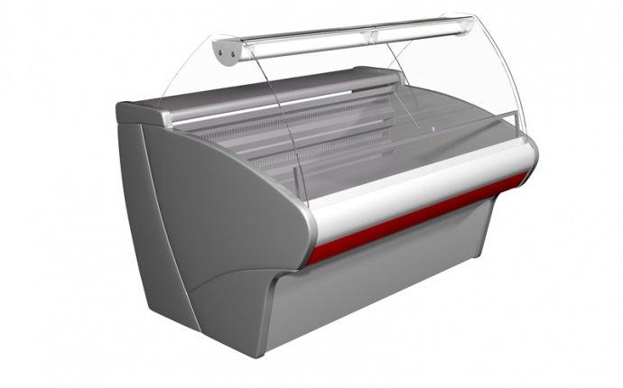 Морозильные витрины Полюс | Морозильное витринное оборудование