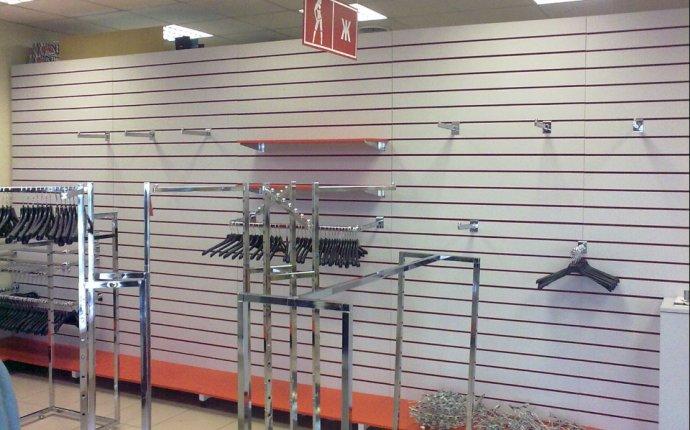 Оборудование для магазина женской одежды|Торговое оборудование для