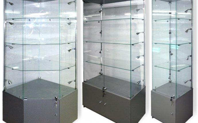 Стеклянные витрины - Мебель на заказ