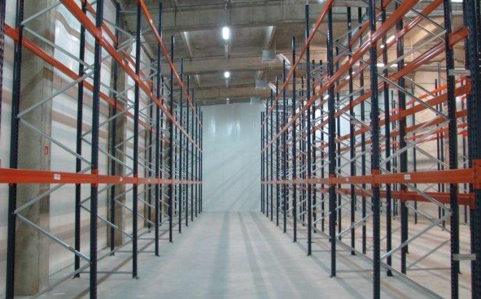 Стеллажи промышленные, консольные стеллажи, системы складирования