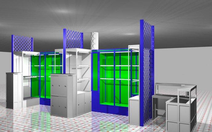 Торгово-выставочное оборудование - Abris Design, Ташкент