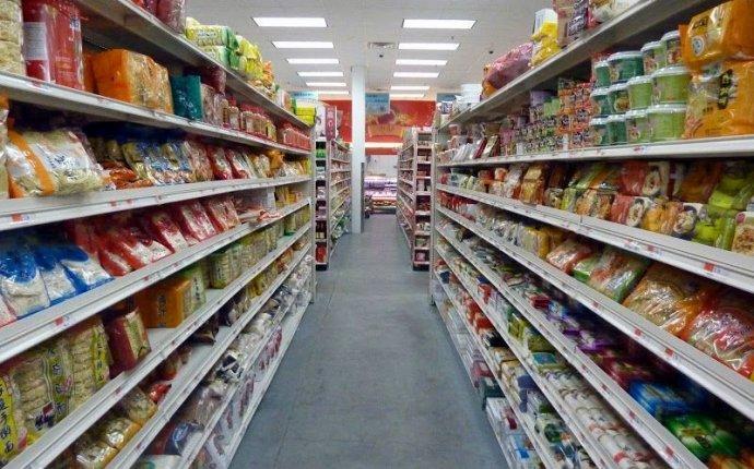 Торговое оборудование для супермаркетов | стеллажи торговые
