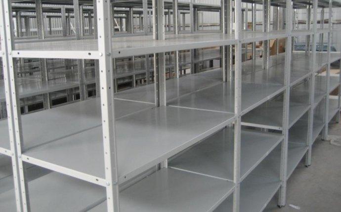 Заказать производство стеллажей (промышленные, архивные и